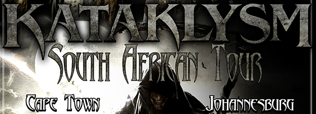 Kataklysm South African Tour 2014